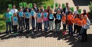 BBS 1 werden Fairtrade School