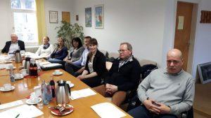 Arbeitskreissitzung Frühjahr 2017 in der Gemeinde Liebenburg